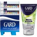 Gard Hairspray +  gel pour les cheveux 100 Mixdispl