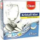 Gerechten Reinigertabs Clean 3in1 15er