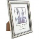 Photo Frame Antique silver picture format 13x18cm