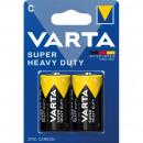 groothandel Batterijen & accu's: Battery Varta Super Life baby 2er