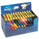 grossiste Cadeaux et papeterie: couleurs feutre  textile 5 assorti dans l' Disp