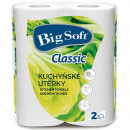 Kitchen roll 2-ply Big Soft Classic 2x51 sheet