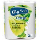 wholesale Toiletries: Kitchen roll 2-ply  Big Soft Classic 2x51 sheet