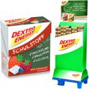 groothandel Zoetwaren: Eten Dextro Energy  schoolwerk 50g 144pc Display