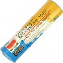 ingrosso Pulizia: Sacchetti di immondizia 120ltr. 15my 10 70x110cm R
