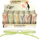 wholesale Glasses: Glasses reading  glasses ladies colored straps asso