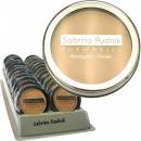 wholesale Make up: Cosmetics compact  powder Sabrina 11,9g farblich so