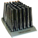 Cosmetics Mascara Sabrina 14cm on Tray black / bro