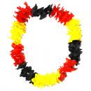 grossiste Gadgets et souvenirs: Fan Blütenkette  Allemagne de luxe environ 110cm