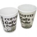 groothandel Koppen & bekers: Koffiekop 295 ml /  10 x 8.5 cm, Frankrijk, 2-