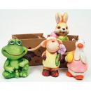 groothandel Figuren & beelden: Figuur in grote gedrukte gift bag