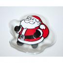 Hand warmers grappige Kerstman 12x12cm verpakt in