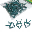 wholesale Garden & DIY store: Planting clamps 20  pieces! With metal tension wire