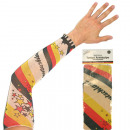 grossiste Gadgets et souvenirs: Fan Allemagne  Tattoo Armstulpe 46cm