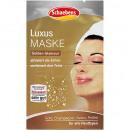 Großhandel Gesichtspflege: Schaebens Gesichtsmaske Luxus 2x5ml