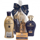 Cleopatra GP Shower 500ml + Lotion 250ml + Soap 12