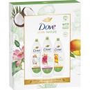 Dove GP Shower 250ml + Body Milk 400ml