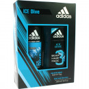 Adidas GP Shower 250ml + Deo 150ml Ice Dive