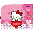 wholesale Licensed Products: Bebe GP Care Set  4-part Hello Kitty Design