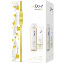 Dove GP Hand Cream 75ml + Oil 150ml Derma Spa