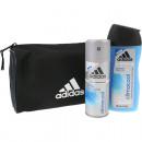 Adidas GP Deo 150ml + 250ml zuhanyzó + WC táska