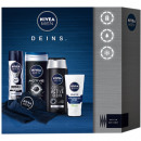 Nivea GP Active Clean For Men 5-Piece