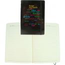 mayorista Regalos y papeleria: Notebook A5 50  páginas alineados, con Scwarz presi