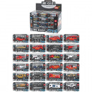 Car metal 1:64,  box size 10.7x4.2x5.5cm 24f