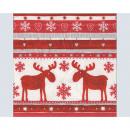 wholesale Household Goods: Premium napkins  Elchdesign 20er 3lagig 33x33cm,