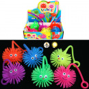 Buffer hedgehog  Yo-Yo Ball 5cm with light 6-fold s