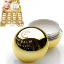 wholesale Drugstore & Beauty: Lip care Balm ball  6,5g gold in the 24er Display