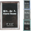 Fotorahmen  Color-Wood 10x15cm 4 colors assorted