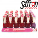 wholesale Nail Varnish: Nail Polish  Saffron classic Fb on Tray Nr.07 13m