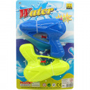 wholesale Toys: Water pistol set of 2 Hand-shooter 14x12cm