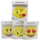 wholesale Wellness & Massage: Pocket warmer  Smile about 9.5cm 4 motives assorted