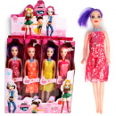 wholesale Toys: Doll XL 27cm, 4  models assorted in the 20s Display