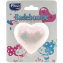 Bath bomb / Fizzer 120g on motif blister card