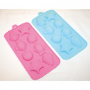 wholesale Casserole Dishes and Baking Molds: Ice cube mold silicone XL 22x11cm 2 colors ...