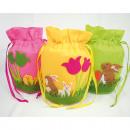 Alsó táskák XL táska, 20x11x11cm nemezből, bevetés