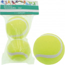 Tennisball 2er Set im Polybeutel