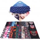 groothandel Fournituren & naaigerei: Sjaal multifunctioneel unisex ontwerp 23- ...