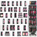 wholesale Drugstore & Beauty: Beauty assortment 480 pieces in a metal stand