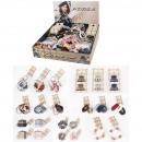 Hair, jewelry, stock exchanges assortment 48-piece