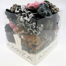 hurtownia Artykuly drogeryjne & kosmetyki: gumki do włosów gumki do włosów 2 średnie 12-kro