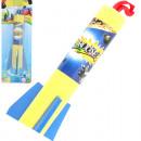 groothandel Speelgoed: Games katapult  rocket 14cm 2 maal geassorteerd op