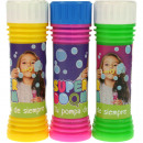 wholesale Toys: Soap bubbles with  ball game 50ml 11x3cm assorted i