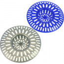 groothandel Reinigingsproducten: Abflußsieb plastic  8cm gekleurd geassorteerd