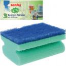 Sponge vaatwasmiddel 3 met handvat 9,5