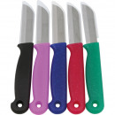wholesale Knife Sets: Kitchen knife  7,5cm Solingen Colors assorted
