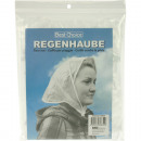 wholesale Headgear: Rain cover in  polybag Uni-size 90x30cm transpa